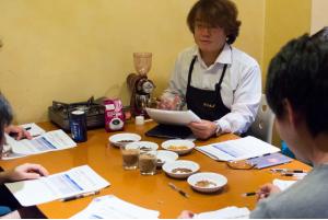 おいしいコーヒーのいれかた教室